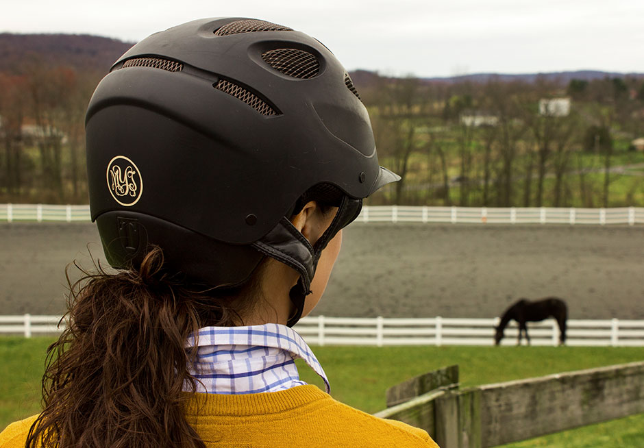 Swanky-Saddle-Helmet-Monogram-Profile