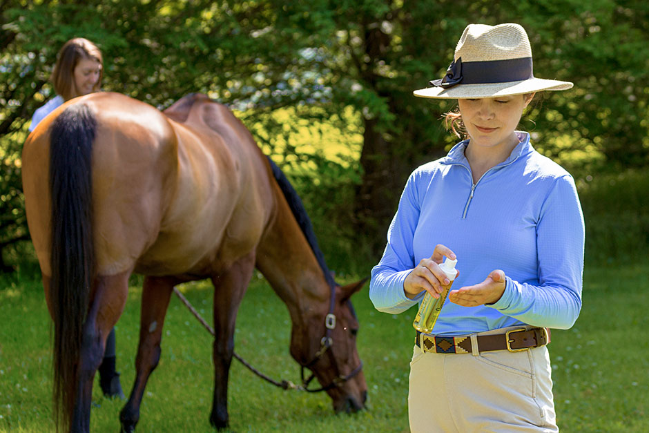 Equestrian Sun Protection