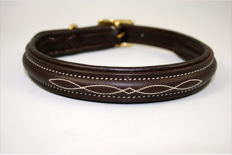 Equestrian-Inspired Dog Collars: The Hunter Dog Collar by Dog & Pony Show