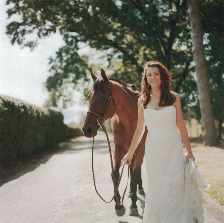 Equestrian Wedding Photography