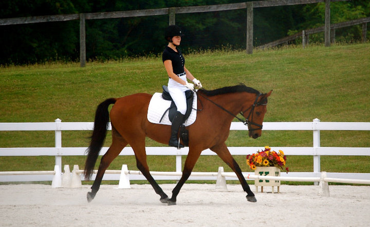 How music improves riding