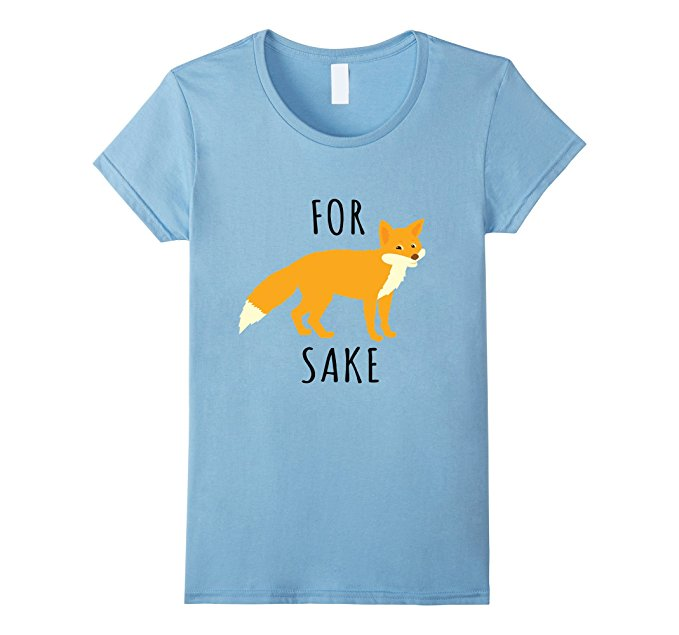 Equestrian holiday wishlist: DustyShirt For Fox Sake T-Shirt