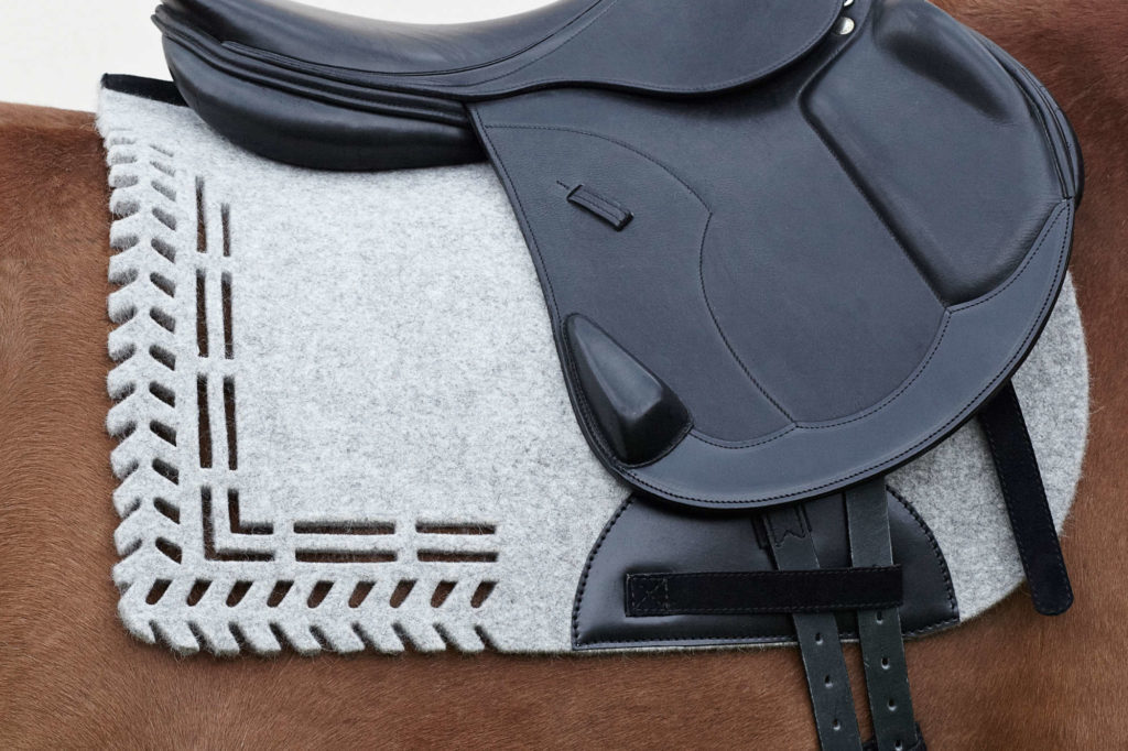 Equestrian holiday wishlist: Manifattura VALOR saddle pads