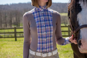Le Fash Open Placket Shirt