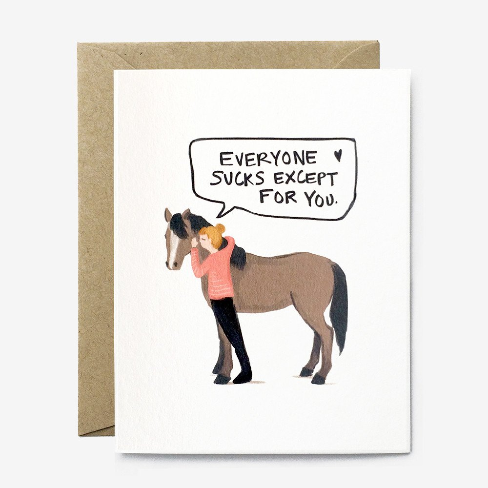 Equestrian-Inspired Stationery: PaperPonyCo