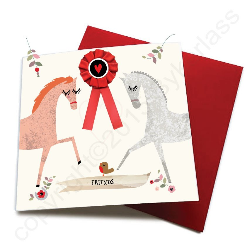 Equestrian-Inspired Stationery: Wot Ma Like