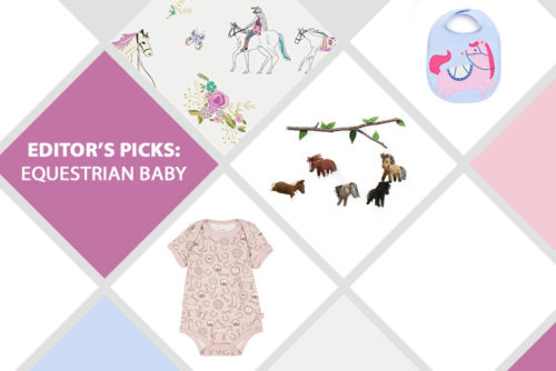Editor's Picks: Our Favorite Equestrian Baby Fashion and Nursery Decor
