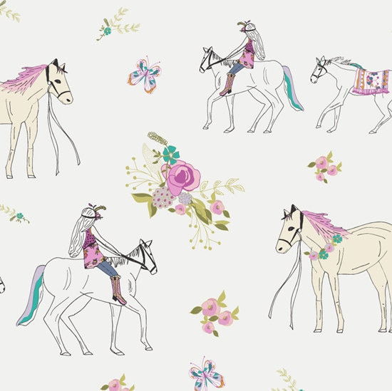 Equestrian Baby: Whimsical and Witty Crib Bedding